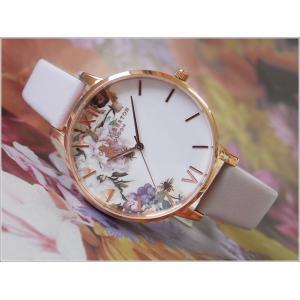 オリビアバートン OLIVIA BURTON 腕時計 OB16EG110 レディース レザーベルト|ippin