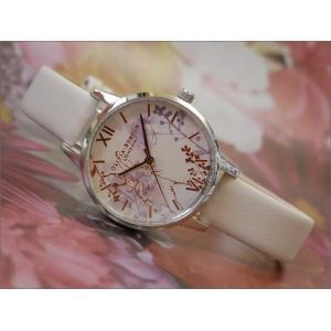 オリビアバートン OLIVIA BURTON 腕時計 OB16WL71 レディース レザーベルト|ippin