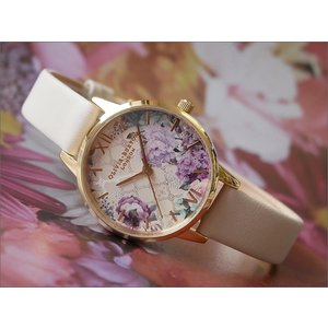 オリビアバートン OLIVIA BURTON 腕時計 OB16EG99 レディース レザーベルト|ippin