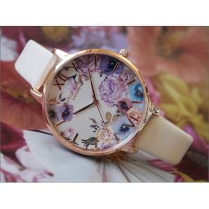 オリビアバートン OLIVIA BURTON 腕時計 OB16VE07 レディース レザーベルト|ippin
