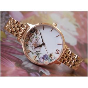 オリビアバートン OLIVIA BURTON 腕時計 OB16EG135 レディース メタルベルト ippin