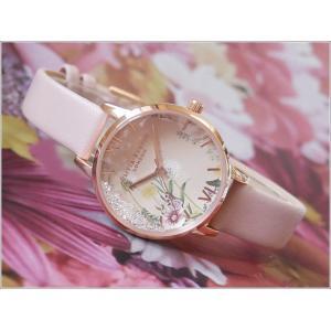 オリビアバートン OLIVIA BURTON 腕時計 OB16SG04 レディース レザーベルト|ippin