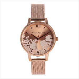 オリビアバートン OLIVIA BURTON 腕時計 OB16MV77 レディース メッシュメタルベルト|ippin