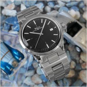 ボールウォッチ BALL WATCH 腕時計 NM3010D-SCJ-BK BMW クラシック 自動巻 メンズ メタルベルト ippin