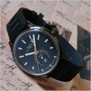 ボールウォッチ BALL WATCH 腕時計 NM3010C-P1CJ-BKC BMW 温度計付 自動巻 メンズ レザーベルト ippin