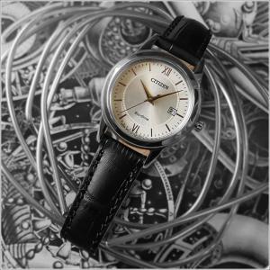 シチズン CITIZEN 腕時計 FE1086-12A エコドライブ レザーベルト レディース ippin