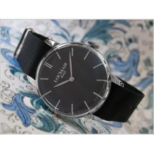 ロックマン LOCMAN 腕時計 0251V01-00BKNKNK 1960 テキスタイルベルト|ippin