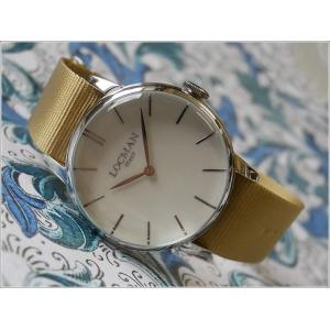 ロックマン LOCMAN 腕時計 0251V05-00AVNKNH 1960 テキスタイルベルト|ippin