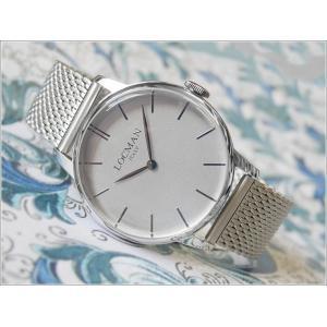 ロックマン LOCMAN 腕時計 0251V06-00AGNKB0 1960 メッシュメタルベルト ippin