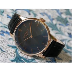 ロックマン LOCMAN 腕時計 0251V09-RGBKRGPK 1960 レザーベルト ippin