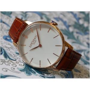 ロックマン LOCMAN 腕時計 0251V10-RGAVRGPN 1960 レザーベルト|ippin