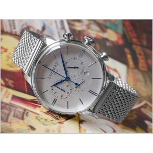 ロックマン LOCMAN 腕時計 0254A06A-00AGNKB0 1960 CHRONOGRAPH メッシュメタルベルト|ippin