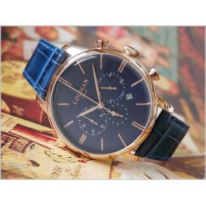 ロックマン LOCMAN 腕時計 0254R02R-RRBLRGPB 1960 CHRONOGRAPH レザーベルト|ippin