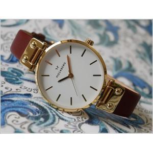 モックバーグ MOCKBERG 腕時計 MO108 Ilse レディース クォーツ レザーベルト|ippin