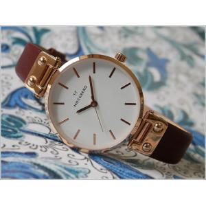 モックバーグ MOCKBERG 腕時計 MO109 Vilde レディース クォーツ レザーベルト|ippin