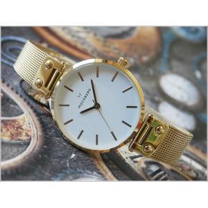 モックバーグ MOCKBERG 腕時計 MO1601 Livia レディース クォーツ メッシュメタルベルト|ippin