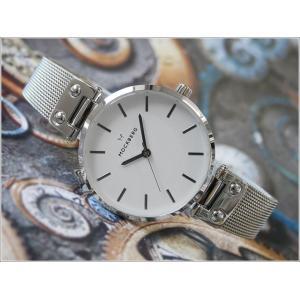 モックバーグ MOCKBERG 腕時計 MO1602 Elise レディース クォーツ メッシュメタルベルト|ippin