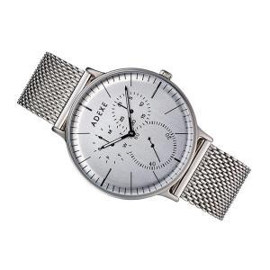 アデクス ADEXE 腕時計 1868A-01 クォーツ 41mm メンズ ippin