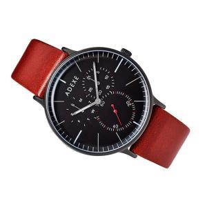 アデクス ADEXE 腕時計 1868A-02 クォーツ 41mm メンズ ippin