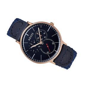 アデクス ADEXE 腕時計 1868A-08 クォーツ 41mm メンズ ippin