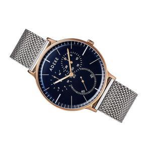 アデクス ADEXE 腕時計 1868A-10 クォーツ 41mm メンズ ippin