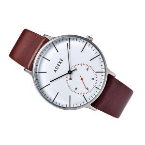 アデクス ADEXE 腕時計 1868B-03 クォーツ 41mm メンズ ippin