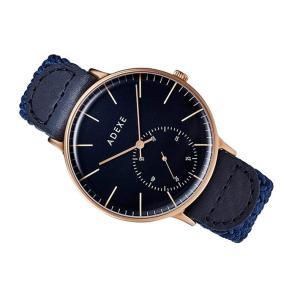 アデクス ADEXE 腕時計 1868B-06 クォーツ 41mm メンズ ippin