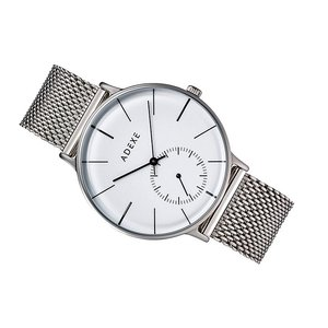 アデクス ADEXE 腕時計 1868E-01 クォーツ 41mm メンズ ippin