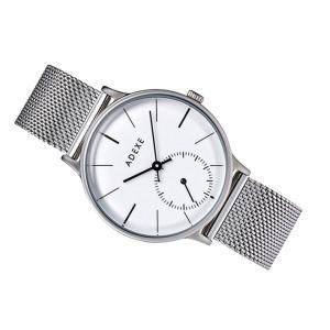 アデクス ADEXE 腕時計 1870B-01 クォーツ 33mm レディース ippin