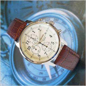 セイコー SEIKO 腕時計 SNDC31J1 メンズ レザーベルト クロノグラフ 100m防水 クォーツ (Cal 7T92)|ippin