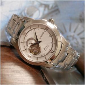 セイコー SEIKO 腕時計 SSA319J1 メンズ メタルベルト プルミエ オートマチック (Cal 4R39)|ippin