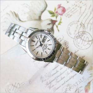 セイコー SEIKO 腕時計 SXA097J1S レディース メタルベルト サファイアガラス 100m防水 クォーツ (Cal 7N83)|ippin