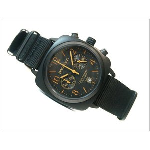 ブリストン BRISTON 腕時計 310P4NB 40mm 13140.PBAM.B.4.NB クラブマスタークラシック アセテート クォーツ クロノグラフ (ベルト長さ 280mm)|ippin