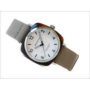 ブリストン BRISTON 腕時計 756SA2NT 36mm 17536.SA.T.2.NT クラブマスターシック アセテート クォーツ (ベルト長さ 230mm)|ippin