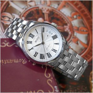 MIDO ミドー 腕時計 M024.207.11.033.00 ベルーナ レディ 機械式自動巻 メタルベルト レディース|ippin