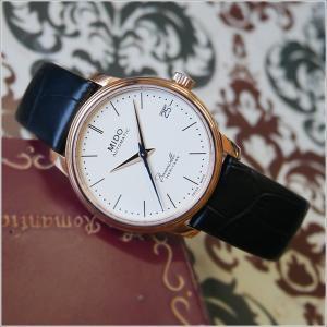 MIDO ミドー 腕時計 M027.207.36.260.00 バロンチェッリ ヘリテージ レディ 機械式自動巻 レザーベルト レディース|ippin