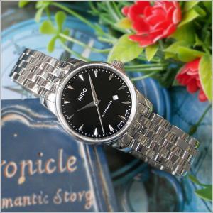 MIDO ミドー 腕時計 M7600.4.18.1 バロンチェッリ 機械式自動巻 メタルベルト レディース|ippin