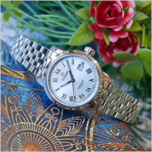 チトーニ TITONI 腕時計 23538 SY-561 スペーススター SPACE STAR レディース 機械式自動巻 メタルベルト ippin