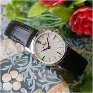 チトーニ TITONI 腕時計 TQ 42918 S-ST-587 スレンダーライン SLENDER LINE レディース クォーツ レザーベルト ippin