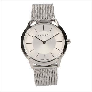 カルバンクライン CALVIN KLEIN 腕時計 CK K3M22126 ミニマル クォーツ レディース メタルベルト|ippin