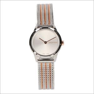 カルバンクライン CALVIN KLEIN 腕時計 CK K3M23B26 ミニマルエクステンション クォーツ レディース メタルベルト|ippin