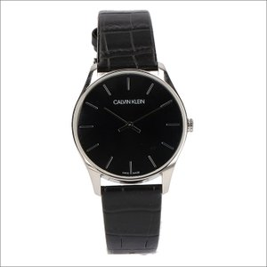 カルバンクライン CALVIN KLEIN 腕時計 CK K4D211C1 クラシック クォーツ メンズ レザーベルト|ippin