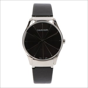 カルバンクライン CALVIN KLEIN 腕時計 CK K4D221CY クラシックトゥー クォーツ レディース レザーベルト|ippin