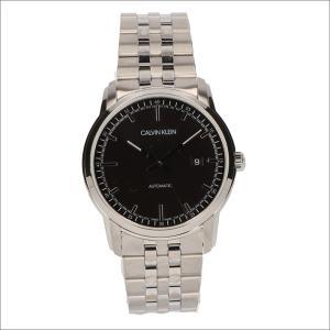 カルバンクライン CALVIN KLEIN 腕時計 CK K5S3414Y インフィニット 機械式自動巻 メンズ メタルベルト|ippin
