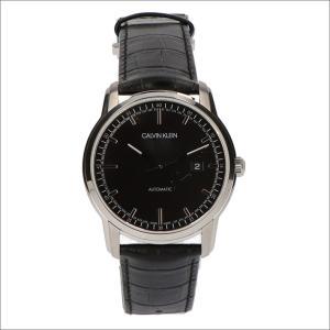 カルバンクライン CALVIN KLEIN 腕時計 CK K5S341CZ インフィニット 機械式自動巻 メンズ レザーベルト ippin