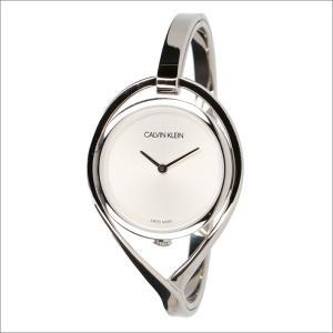 カルバンクライン CALVIN KLEIN 腕時計 CK K6L2M116 ライト クォーツ レディース メタルベルト ippin