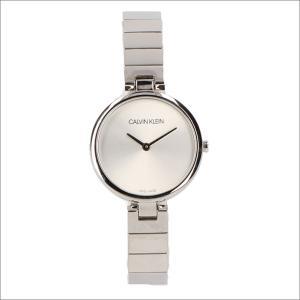 カルバンクライン CALVIN KLEIN 腕時計 CK K8G23146 オーセンティック クォーツ レディース メタルベルト ippin