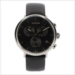 カルバンクライン CALVIN KLEIN 腕時計 CK K8M271C1 ハイヌーン クォーツ メンズ レザーベルト|ippin