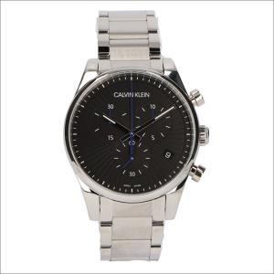 カルバンクライン CALVIN KLEIN 腕時計 CK K8S27141 ステッドファスト クォーツ メンズ メタルベルト|ippin