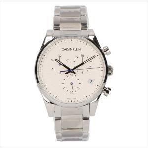 カルバンクライン CALVIN KLEIN 腕時計 CK K8S27146 ステッドファスト クォーツ メンズ メタルベルト|ippin